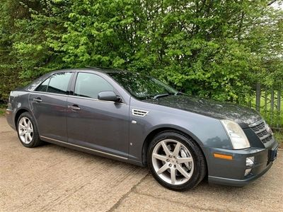used Cadillac STS 3.6 SPORT LUXURY V6 4d 255 BHP