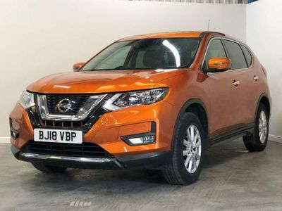 used Nissan X-Trail 1.6 DiG-T Acenta 5dr [7 Seat] Station Wagon