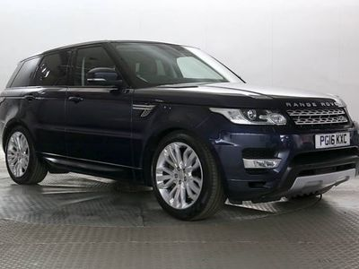 used Land Rover Range Rover Sport 3.0 SDV6 HSE Auto 5-Door