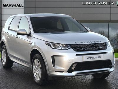 used Land Rover Discovery Sport 2.0 D180 R-Dynamic S 5dr Auto
