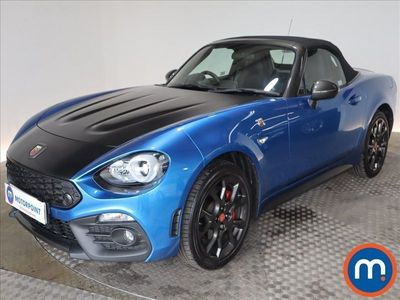 used Abarth 124 Spider 1.4 T MultiAir 2dr Auto