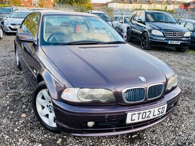 used BMW 318 Cabriolet 2.0 318ti SE Compact 3dr