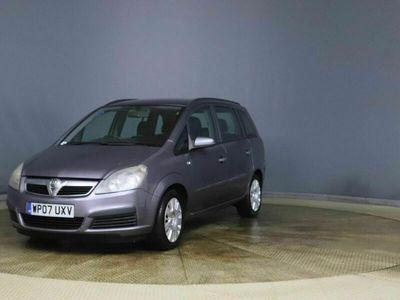 used Vauxhall Zafira Life 1.6 i 16v 5dr
