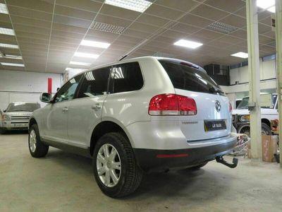 used VW Touareg 2.5 TDI SE Sport 5dr