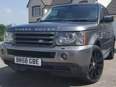 used Land Rover Range Rover Sport 2.7 TD V6 HSE 5dr