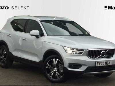 used Volvo XC40 Recharge Hybrid T5 FWD Inscription Pro Auto, DRIVER ASSIST PACK On-Call App VERSATILITY PACK, Full Leather Interior, LED Headlamps