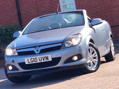 used Vauxhall Astra 1.8 VVT Sport 2dr Auto