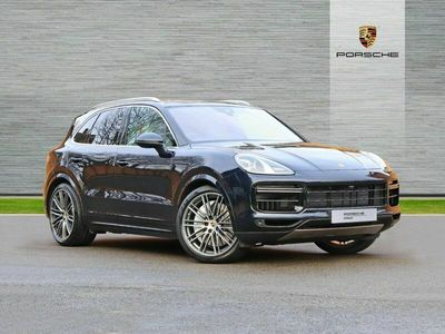 used Porsche Cayenne Turbo 4.0T V8 Tiptronic 4WD (s/s) 5dr