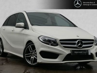 used Mercedes B200 B-ClassAMG Line Executive 2.2 5dr