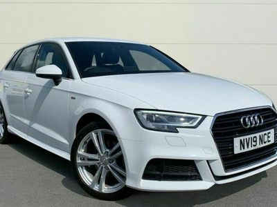 used Audi A3 35 TFSI S Line 5dr S Tronic