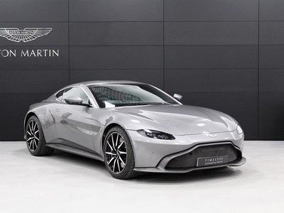 used Aston Martin V8 Vantage COUPE 2DR ZF 8 SPEED AUTO 4.0