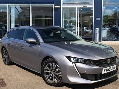 used Peugeot 508 SW 1.6 11.8kWh Allure EAT (s/s) 5dr