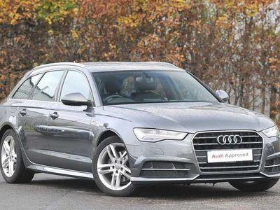 used Audi A6 A6 20172.0 TDI Ultra S Line 5dr S Tronic Estate Estate 2017