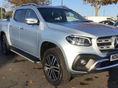 used Mercedes E250 X Class Diesel d 4Matic Power Double Cab Pickup Auto 2.3
