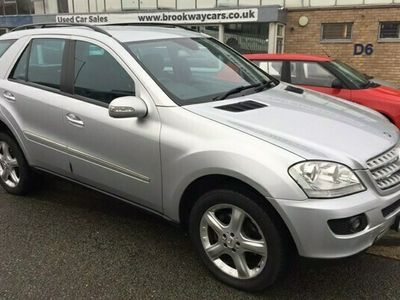 used Mercedes ML350 M Class 3.5Sport 7G-Tronic 5dr