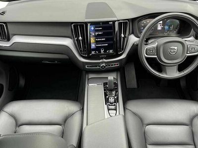 used Volvo XC60 Recharge T6 Plug-in hybrid AWD (340 BHP) Inscription Expression Automatic