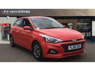 used Hyundai i20 2018 North West Industrial Estate 1.2 MPi SE 5dr Petrol Hatchback