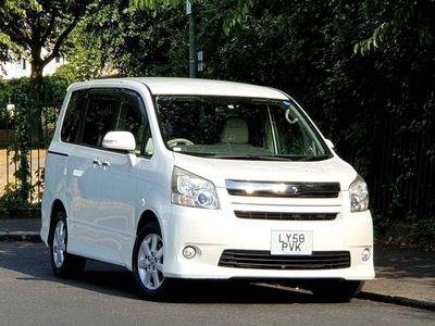 used Toyota Noah 2.0 Petrol S Auto 8 Seats 5dr