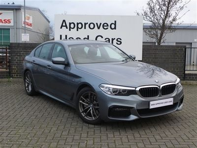 used BMW 520 5 Series D Xdrive M Sport 4Dr Auto