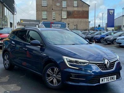 used Renault Mégane 1.6 E-tech 9.8kwh Iconic Sport Tourer Auto (s/s) 5dr