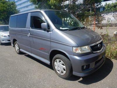 used Mazda Bongo AERO