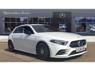 used Mercedes A35 AMG A-Class4Matic 5dr Auto Petrol Hatchback 2.0