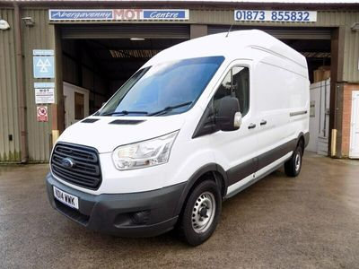 used Ford Transit 2.2 TDCi 100ps L3H3 Van, 2014 (14)