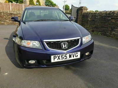 used Honda Accord 2.0 i-VTEC Sport 4dr