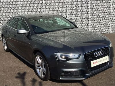 used Audi A5 2.0T FSI Quattro S Line 5dr S Tronic [5 Seat]