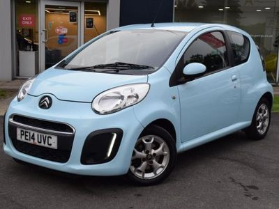 used Citroën C1 1.0i Edition 3dr