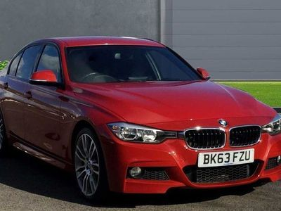 used BMW 320 3 SERIES d M Sport 4dr Step Auto 2.0