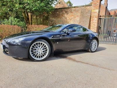 used Aston Martin V8 Vantage 4.7Sportshift 2dr (EU4)