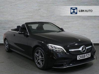 used Mercedes C200 C-ClassAmg Line 2Dr 9G-Tronic
