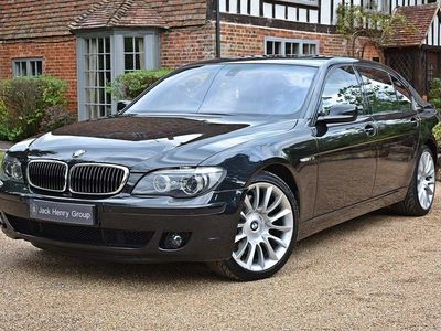 used BMW 760L 7 Series 6.0 i LWB Saloon 4dr