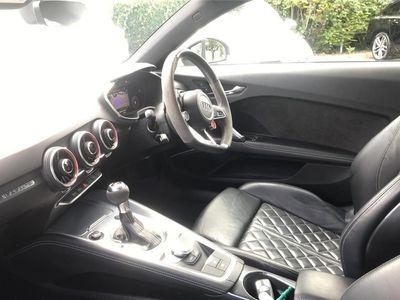 used Audi TT RS TT 2.5T FSIQuattro 2dr S Tronic Coupe 2018