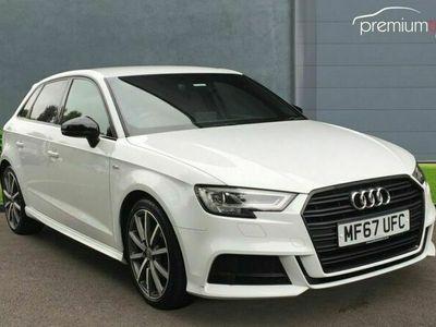 used Audi A3 Sportback 2.0 TDI Black Edition (s/s) 5dr