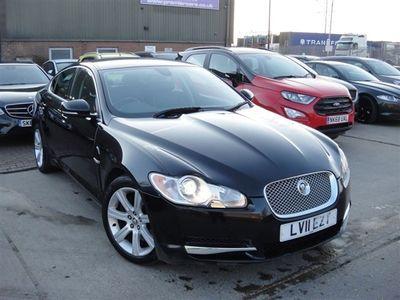 used Jaguar XF 3.0 V6 LUXURY 4d 240 BHP 4-Door