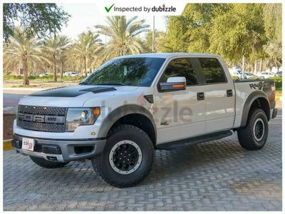 used Ford F-150 SVT Raptor INCLUDES SHIPPING, DUTIES AND UK REG COSTS