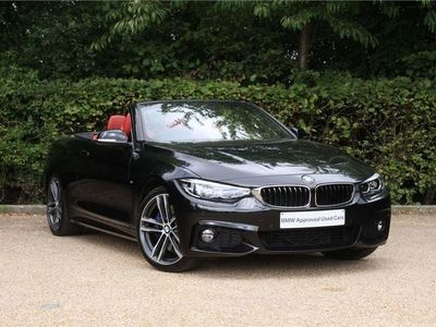 used BMW 440 i M Sport Convertible