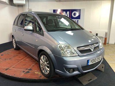 used Vauxhall Meriva 1.3 CDTi Active Plus 5dr