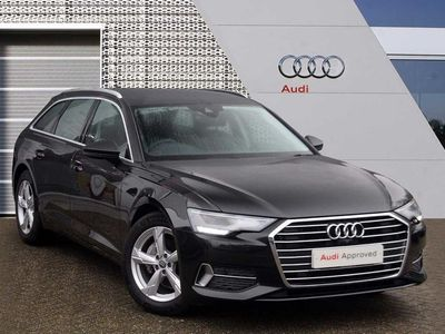 used Audi A6 40 Tdi Sport 5Dr S Tronic