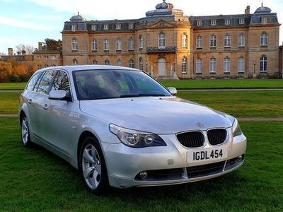 used BMW 520 5 Series LHD D, AUTOMATIC, ESTATE / TOURING, LEFT HAND DRIVE