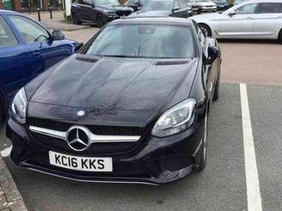 used Mercedes SLC200 SLC 2.0Sport G-Tronic (s/s) 2dr