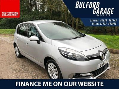 used Renault Scénic 1.5 DYNAMIQUE TOMTOM ENERGY DCI S/S 5d 110 BHP