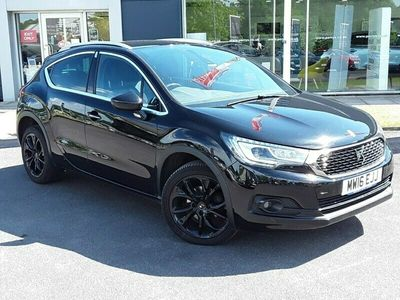 used DS Automobiles DS4 Crossback 1.6 BlueHDi 5dr Hatchback