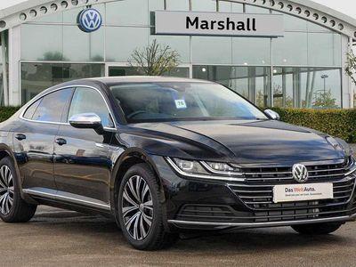 used VW Arteon 2.0 TSI Elegance 5dr DSG Hatchback 2019