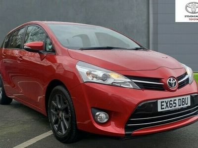 used Toyota Verso 1.8 V-Matic Trend 5-Dr
