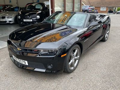 used Chevrolet Camaro 3.8 2dr (LHD)