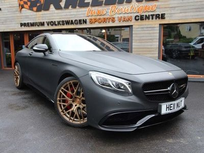 used Mercedes S63 AMG S-Class 5.5V8 AMG SpdS MCT s/s 2dr