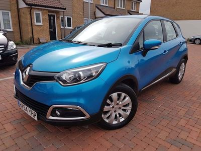 used Renault Captur 1.5 dCi Expression + Convenience Pack (s/s) 5dr